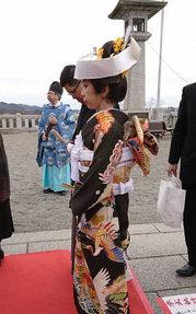 神前結婚式日本髪出張ヘアメイク